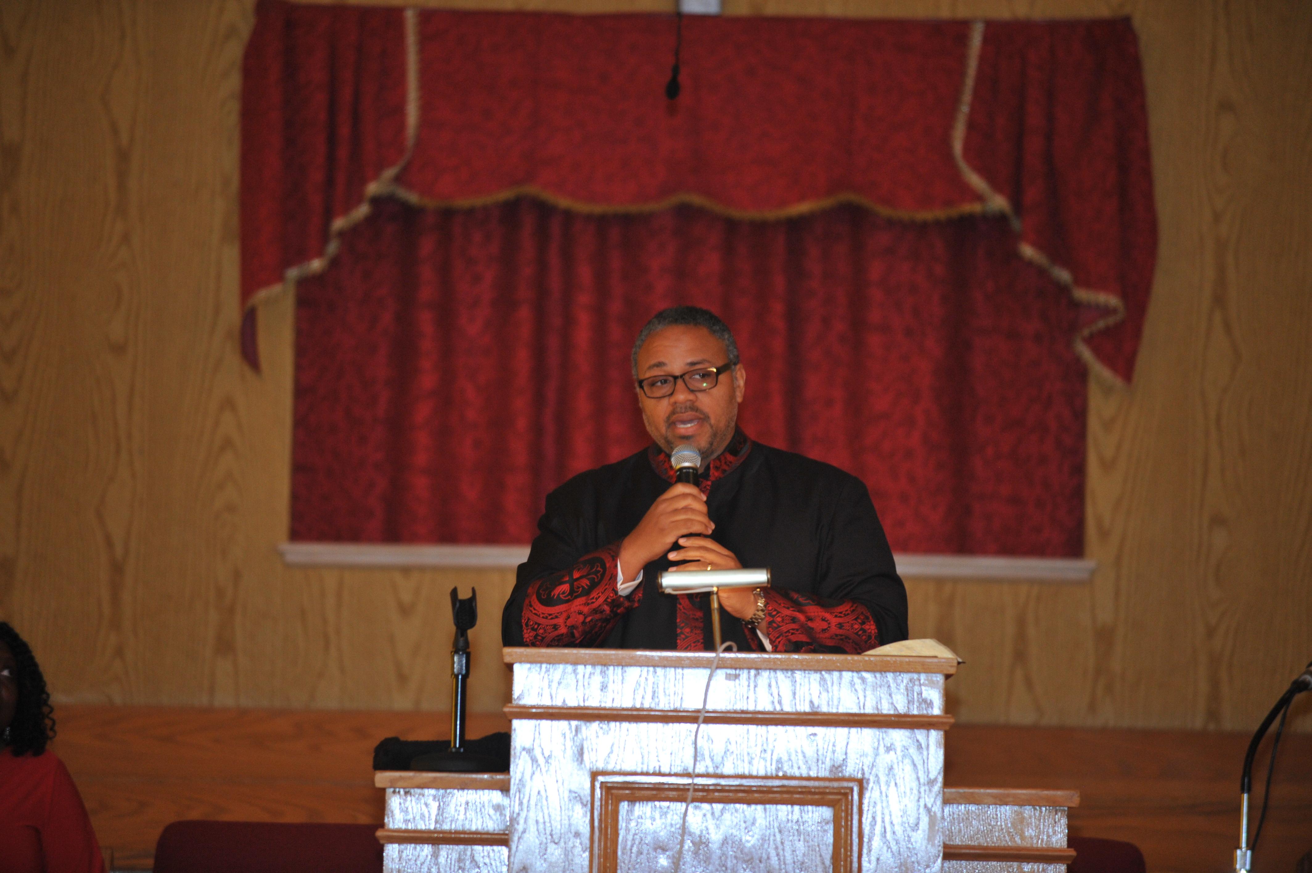 Rev Harrell